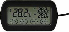 Lightweight Chick Incubator Thermometer, Super