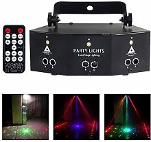 LIL Décor Mood Lights Remote Disco Light,New