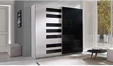 Lila 2 Door Sliding Wardrobe Wade Logan