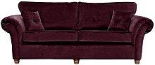 Lila 3 Seater Sofa Willa Arlo Interiors Upholstery
