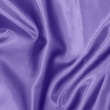 Lilac Silky Satin Fabric by The Metre Material for