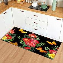 lili-nice Kitchen Mat Rug Bedroom Bedside