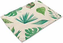 LILICEN 1Pcs Tropical Plants Pattern Kitchen