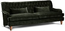 Lillard 3 Seater Chesterfield Sofa Rosalind Wheeler