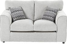 Lilly Compact Loveseat Zipcode Design Upholstery: