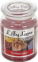 Lilly Lane Candles 18oz Jar (Arabian Spice)
