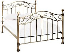 Lilly Metal Bed Frame - Bed Frame With Airsprung