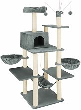 Lilou Cat Tree - dark grey