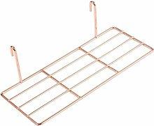 Limeow Decorative Grid Panel Set Rose Gold Grid
