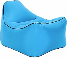 LIMILI Inflatable sofa bed air bean bags beach