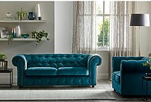 Limitless Home Alexia Chesterfield 3+2 Seater Sofa