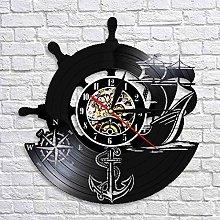 LIMN Anchor Ship Naval Compass Sailors Vinyl