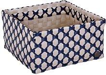 Limoges Plastic Basket Handed By Colour: Pale
