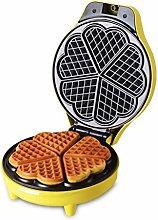 LIN HE SHOP Waffle Maker | Round Waffle Maker