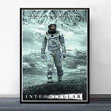 linbindeshoop Interstellar Poster Canvas Print