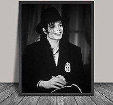 linbindeshoop Michael Jackson posters Canvas Print