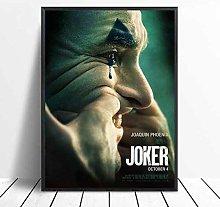 linbindeshoop Movie Joker posters Canvas Print