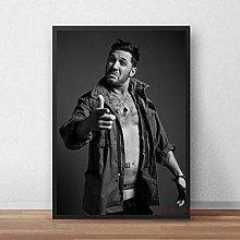 linbindeshoop Tom Hardy Poster Canvas Print