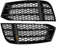 LINBUDAO ,For Audi RS5 Honeycomb Front Fog Light