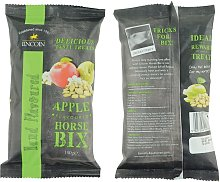 Lincoln Horse Bix (Pack of 30) (One Size) (Apple)