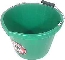 Lincoln Stable Bucket (15L) (Green)
