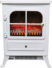 Lincsfire 1850W Freestanding Electric Fireplace