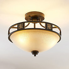 Lindby - Ceiling Light 'Ferre' dimmable)