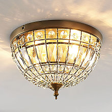 Lindby - Ceiling Light 'Jamaal' dimmable)