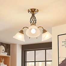 Lindby - Ceiling Light 'Mialina' dimmable