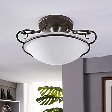 Lindby - Ceiling Light 'Rando' dimmable)