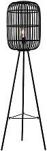 Lindby - Floor Lamp 'Canyana') in Black