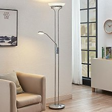 Lindby - LED Floor Lamp 'Dimitra' dimmable