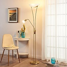Lindby - LED Floor Lamp 'Felicia' dimmable