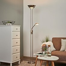 Lindby - LED Floor Lamp 'Josefin' dimmable