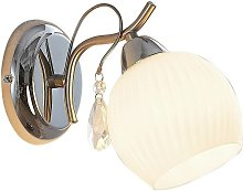 Lindby - Wall Light 'Feodora' dimmable in
