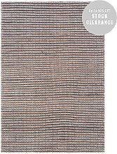 Linden Orange - Stock Clearance 120 x 170cm