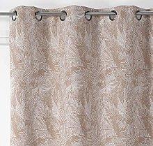 Linder Cotton Curtain 140 x 240 Beige