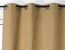 Linder Curtain 140 x 260 cm Cotton, Cotton,