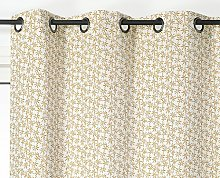 Linder Curtain with Little Palm Design 140 x 240