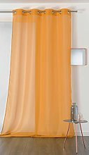 Linder Net Curtain with Eyelets, Polyester,