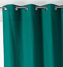 Linder Polyester Curtain 135 x 240 cm Duck Egg