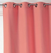 Linder Polyester Curtain 135 x 240 Pink