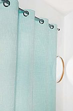 Linder Polyester Curtain 140 x 240 Blue