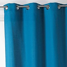 Linder Polyester Curtain, Blue, 135 x 240