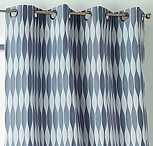 Linder Polyester Curtain with Eyelets 145x