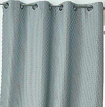 Linder Polyester Eyelet Curtain with 8Eyelets