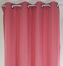 Linder Polyester Eyelet Curtain with 8, polyester,