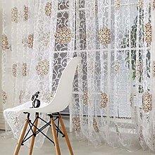 Line String Window Curtain Tassel Door Room