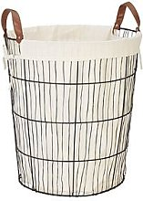 Lined Wire Basket