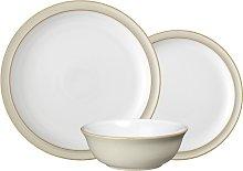 Linen 12 Piece Tableware Set